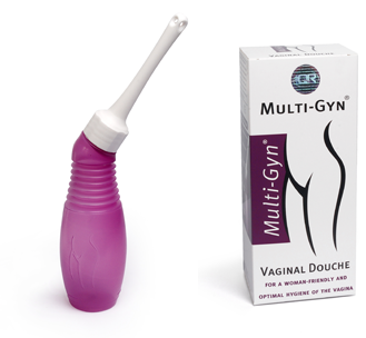 MG-vaginal douche